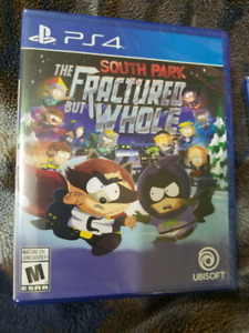 New South Park Fractured But Whole PS4 version