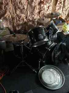 Five Piece Drum Set Kitchener / Waterloo Kitchener Area image 1