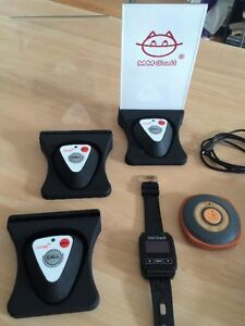 On call pager table service - Brand new never use. Gatineau Ottawa / Gatineau Area image 2