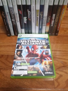 Xbox 360 game - Ultimate Alliance, Two worlds