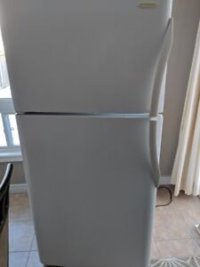 Frigidaire Gallery Fridge For Sale   $250.00 - White