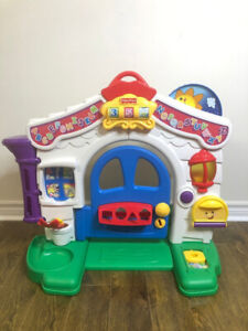 Fisher Price Learning Home Door