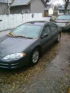 03 Dodge Intrepid (with command start)