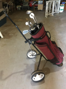 Ladies golf clubs for sale