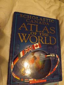 Scholastic Atlas