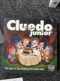 Junior cluedo game