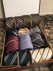 Banana Republic Silk Ties (x 10)
