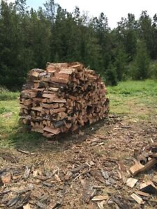 oak fire wood