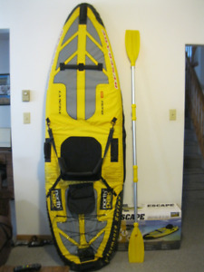 FOR SALE: Brand NEW Escape inflatable kayak