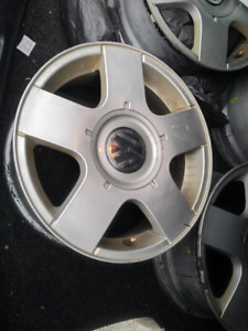 Vw alloy reams
