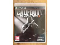 Call of Duty Black Ops 2 Game for the PS3
