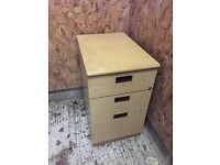 Under desk storage drawers 2 units available