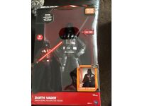 Star Wars Darth Vader Interactive Figure.... *Deluxe Collectors Edition*