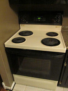 Electric Stove/Free Taxes