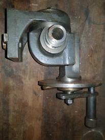 Dividing Head, Jefferson Machine Tool