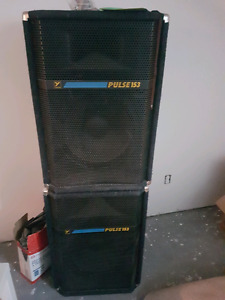 Yorkville pulse 153 speakers