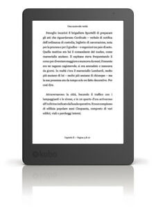 KOBO arc7 reader