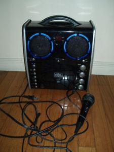 Karaoke Singing Machines / Karaoke  CD's /  Headphones