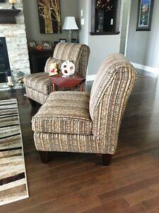For sale 2 Karli Occasional Chairs from Lazboy Galleries