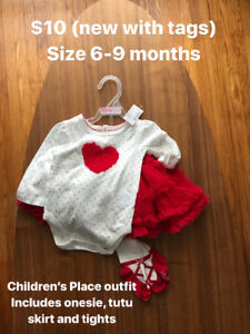 6-9 months baby girl outfit