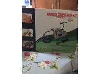 Airbrush Compressor Kit