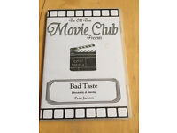 Peter Jacksons 1st film bad taste