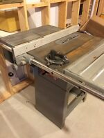 "CAI (King) 10"" Contractors Table Saw"
