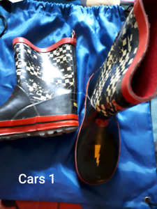 Boys shoes and rain boots from Sz 12-3. Good condition!