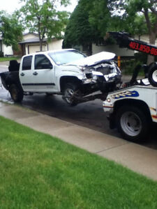 Top $$ Cash for scrap Cars & Cheap Towing Services 403 850-8610
