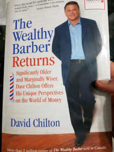 The wealthy barber returns, david chilton