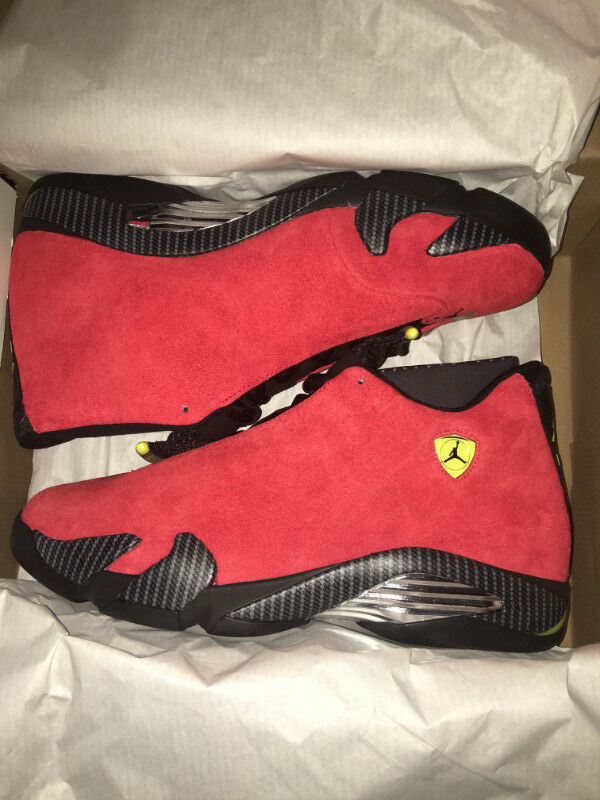 finest selection 475f3 badc3 AIR JORDAN 14 RETRO