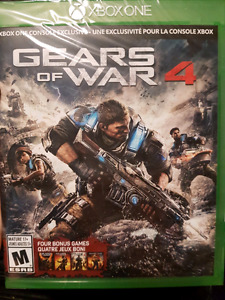 Gears of War 4/ Xbox One UNOPENED