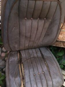 1970 Mopar Seats and dash peices