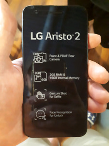 Brand New LG Aristo 2 With 16 GB Memory! Unlocked!