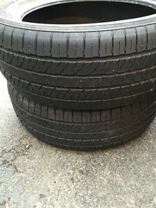 2 all season tires 205/50/R17 St. John's Newfoundland image 1