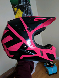 Youth Fox helmet