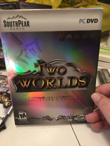 Two Worlds Collector's  Edition