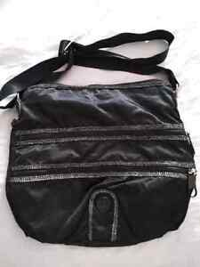 KIPLING BLACK OVER SHOULDER BAG!!