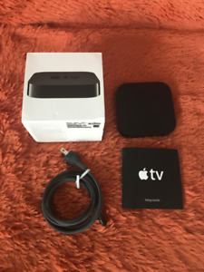 Apple TV (in perfect condition)