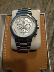 Authentic Philip Stein Chronograph Sports Watch (Pre-Owned)