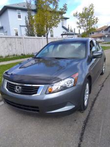 2009 Honda Accord EX, LOW Kilometers (95,580 Kms), $10,500 Firm