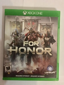 For Honor on XBOX ONE