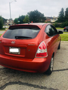 Hyundai 2009 accents AsIs firm price