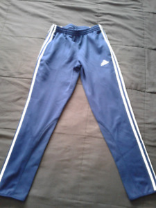 Adidas Tracking Pants Royal Blue Unisex fits Size Small