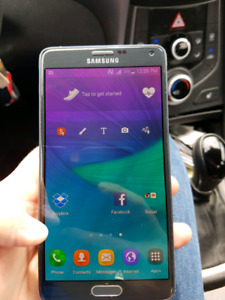 Samsung Galaxy Note 4 factory Unlocked