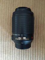 Nikon 55-200mm zoom lens