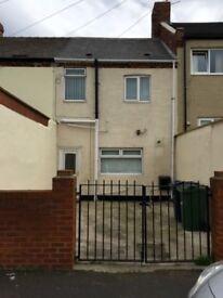New Herrington Terraced house to let