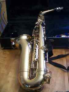 Alto Saxaphone and accessories