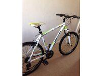Mens Whistle Mikwok 1385V Mountain bike