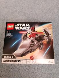 Lego 75224 Sith Infiltrator